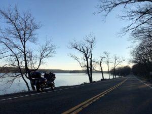 Along Seven Lakes Drive at Harriman State Park, NY