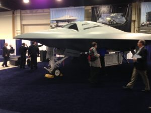 Interesting stuff at the Sea-Air-Space show in Washington, DC.