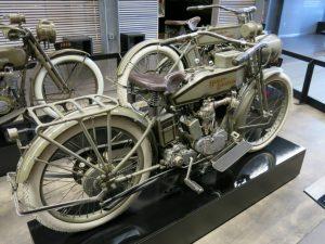 1915 11-J Flathead V-twin. 99 years old…. Wow!