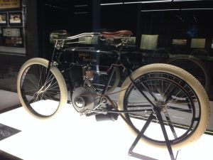 Serial #1 – the very first Harley-Davidson ever, from 1903!