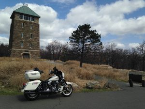 Perkins Memorial Tower….