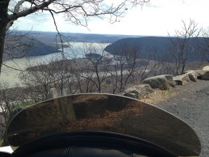 View of the Hudson…