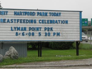 Sadly, I missed the celebration by a few days…