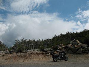 Around 3,000 feet and climbing