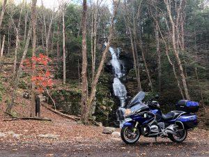 Buttermilk Falls, Fall 2019