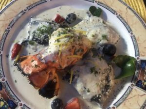 Swanky dinner in Loudoun, VA