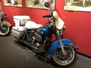 My favorite Harley at Wheels Through Time