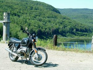 August 2004: Bromley Mountain, VT