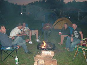 Bullshitting over the campfire