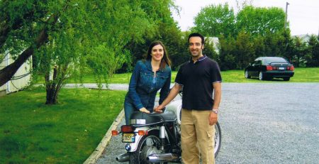 Terri & I took the 1971 R60/5 for a gentle tour of Long Island's vineyards