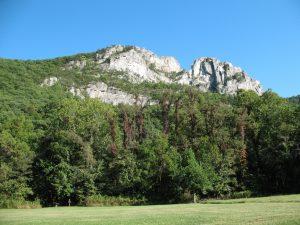 Gorgeous Seneca Rocks!