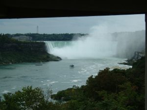 October 2006: Niagara Falls in Ontario, Canada
