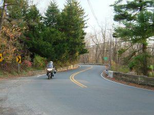 NJ's scenic Route 29.