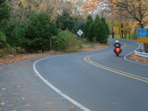 PA's scenic Route 32.