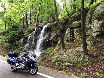 R1200RT in upstate NY 5-31-21